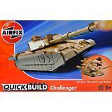 Танк Challenger (Lego сборка)