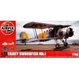 Поплавковый гидросамолет Fairey Swordfish Mk.I 1:72
