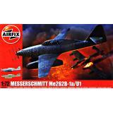 Немецкий истребитель Messerschmitt Me 262B-1a 1:72