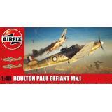 Истребитель Boulton Paul Defiant Mk.I 1:48