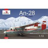 Пассажирский самолет Ан-28, полярный 1:72