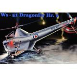 Вертолет WS-51 Dragonfly Hr3 1:48