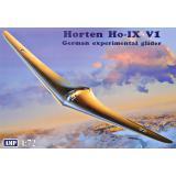 Экспериментальный реактивный самолет Horten Ho-IX V1