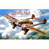 Самолет American Gyro AG-4 Crusader 1:72
