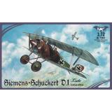 Биплан Siemens-Schuckert D.1, поздний 1:72