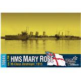 Эсминец HMS Mary Rose M-класса, 1915