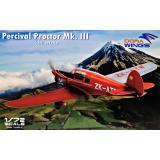Percival Proctor MK.III (гражданская служба) 1:72