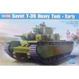 Советский танк Т-35, ранний 1:35