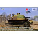 TKS Польский легкий разведывательный танк 1:35