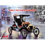 Американский автомобиль Model T 1912 Roadster 1:24