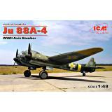 Бомбардировщик Ju 88A-4 стран Оси, 2 МВ 1:48