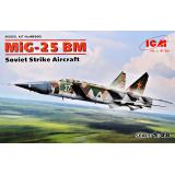 Советский ударный самолет МиГ-25 БМ 1:48