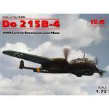Немецкий самолет-разведчик Do 215B-4 1:72
