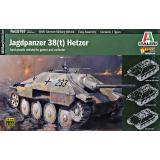 Немецкая САУ Jagdpanzer 38(t) Hetzer