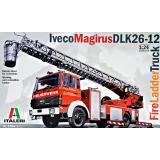 Пожарный грузовик Iveco