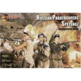 Русские десантники, война в Афганистане 1:72