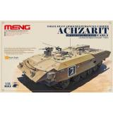 Израильский тяжелый гусеничный бронетранспортер «Ахзарит» 1:35