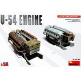 Двигатель V-54 1:35