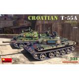 Хорватский Т-55А