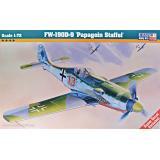Истребитель Fw-190 D-9 Papageien 1:72