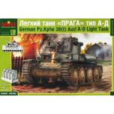 Немецкий лёгкий танк Pz.Kpfw.38(t) (