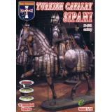 Турецкие кавалерийские сипахи, XVI-XVII век 1:72