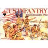US Infantry, Boxer Rebellion 1900 1:72