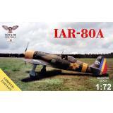 Истребитель IAR-80A 1:72