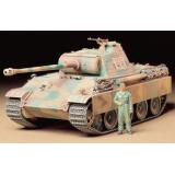 Немецкий танк Panther Type G изначальная версия 1:35