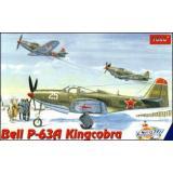 Bell P-63A Kingcobra 1:72