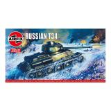 Русский средний танк Т34 1:76