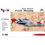 Истребитель P-51D Mustang 1:48