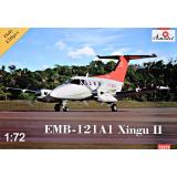 Самолет Embraer EMB-121A1 Xingu II 1:72