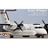 Самолет наблюдения E-9A Widget/DHC-8-106 Dash 8 (Карибская береговая охрана) 1:144