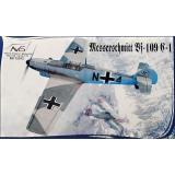 AV72012 Messerschmitt Bf-109C-1 WWII German fighter 1:72
