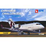 Пассажирский самолет Canadair Challenger CL604/605 1:144