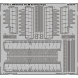 Фототравление: Закрылки для самолета Blenheim Mk. IF (Airfix) 1:72