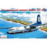 Пассажирский самолет Fokker 27-200