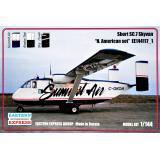 Пассажирский самолет Short SC.7 Skyvan