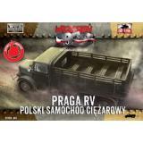 Польский грузовик Praga RV 1:72