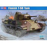 Финский танк T-50 1:35