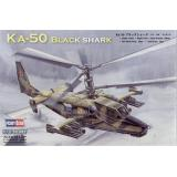 Russia Ka-50 Black shark Attack Helicopter 1:72
