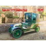 Лондонское такси тип AG 1910 год