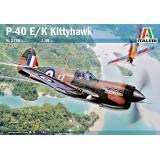 Истребитель P-40 E/K Kittyhawk