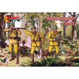 Японская пехота, Вторая мировая война 1:32