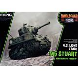 Американский легкий танк M5 Stuart (World War Toons series)