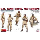 Американський танковый экипаж (Северо-западная Европа) 1:35