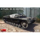 САУ Stug III 0-Series 1:35