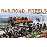 Набор железнодорожных колёс