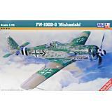 Истребитель Fw-190 D-9 Michaelski 1:72